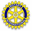 Rotary logo shadow